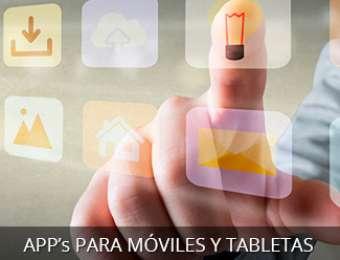 APP's para dispositivos móviles